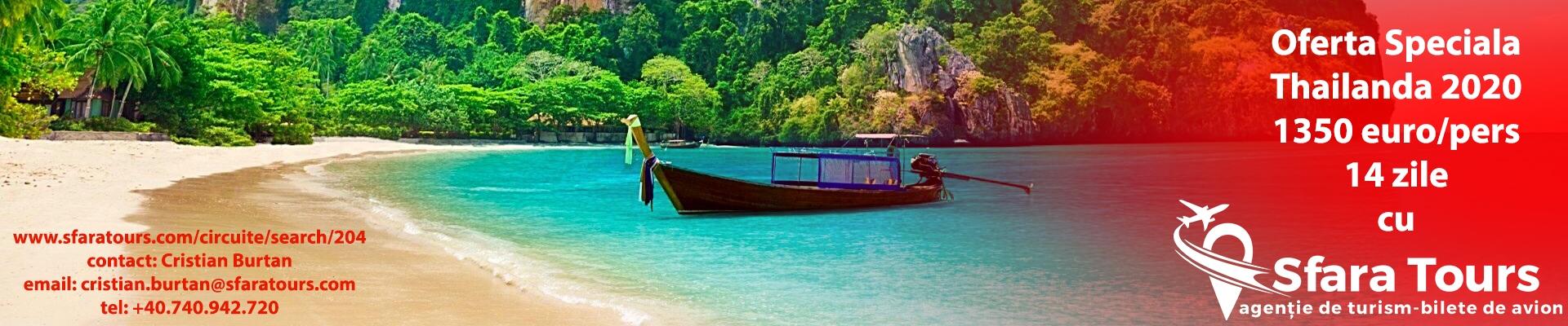 Thailanda cu Sfara